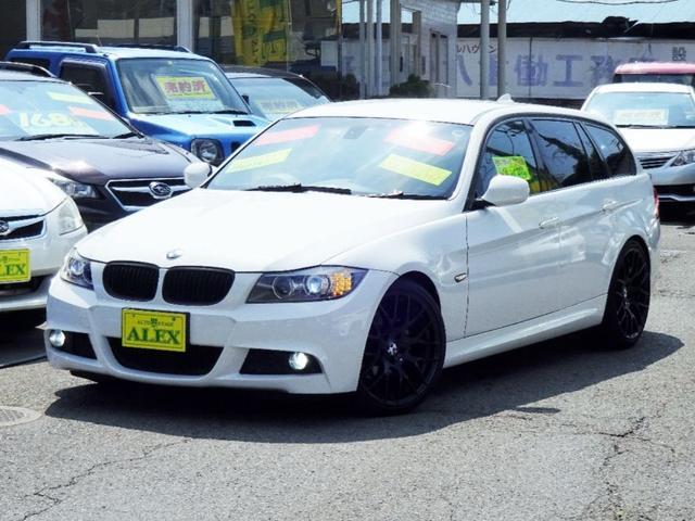 BMW 320iツーリング Mスポーツパッケージ 社外19インチAW