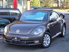 VW ザ・ビートルデザイン 登録済未使用車
