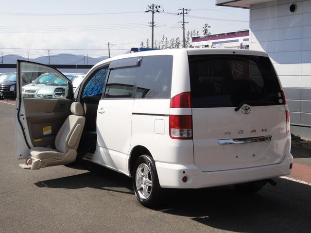 トヨタ X 4WD ウェルキャブ