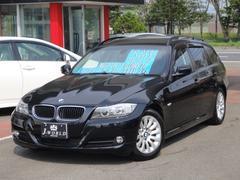 BMW320iツーリング 純正HDDナビ Wサンルーフ