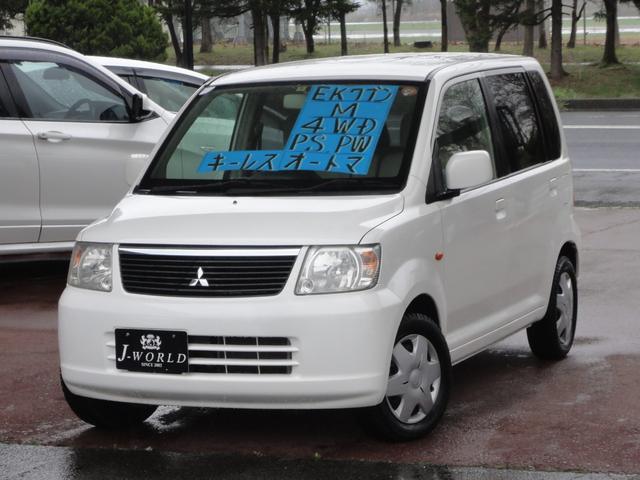 三菱 eKワゴン M 4WD (なし)