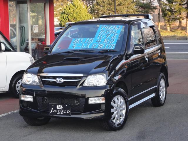 ダイハツ カスタムL 4WD