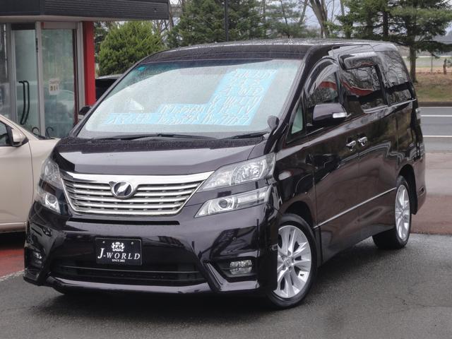 トヨタ 2.4Z 4WD 純正ナビTV