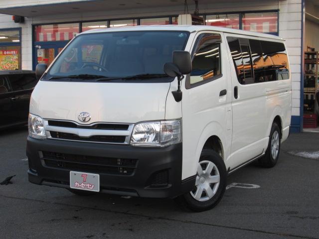 トヨタ ロングDX ディーゼル 4WD