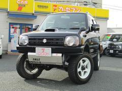 ジムニーランドベンチャー 4WD リフトアップ