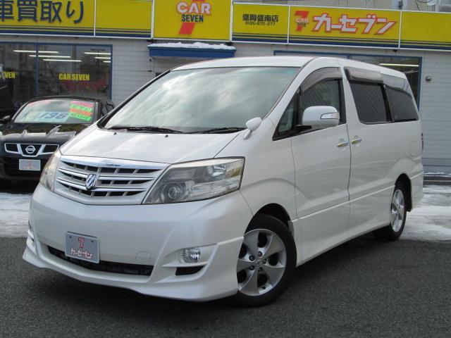 トヨタ AS リミテッド 4WD ワンオーナー 純正HDDナビ TV