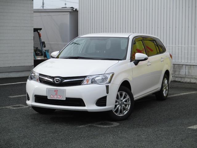 トヨタ カローラフィールダー 1.5X  社外ナビ&TV 4WD ETC 新品タイヤ