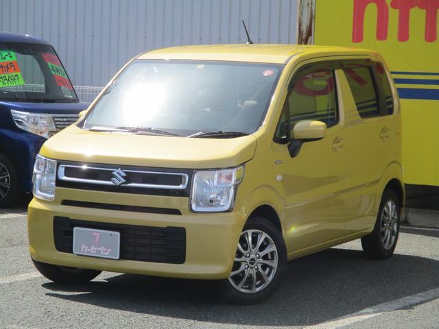 スズキ ハイブリッドFX 4WD ワンオーナー シートヒーターAAC