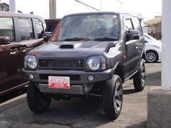 ジムニークロスアドベンチャー 4WD タニグチリフトUPキット