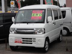 ミニキャブバンCD 4WD キーレス
