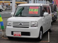 ムーヴコンテX 4WD スマートキー CD ベンチシート パワーシート