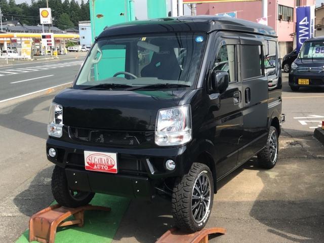 スズキ ジョインターボ 4WD リフトUP 社外バンパー MTタイヤ