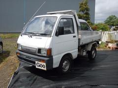 ハイゼットトラックダンプ 4WD 4速マニュアル