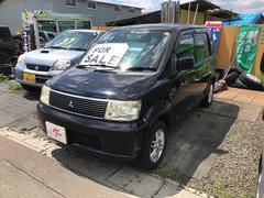 eKワゴン軽自動車 4WD コラムAT エアコン アルミホイール
