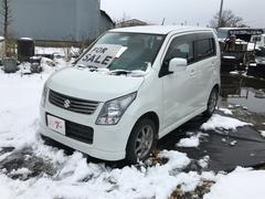 ワゴンRFX 4WD CD スマートキー ベンチシートシートヒーター