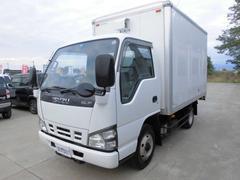 エルフトラックアルミバン エアコン パワーウィンドー 4WD