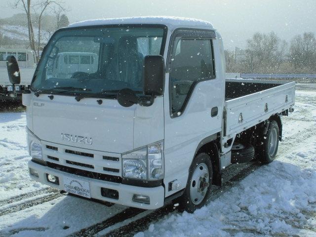 いすゞ フラットロー キーレス ETC 4WD