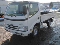 ダイナトラック3.0ターボ 平ボディ シングルタイヤ 4WD