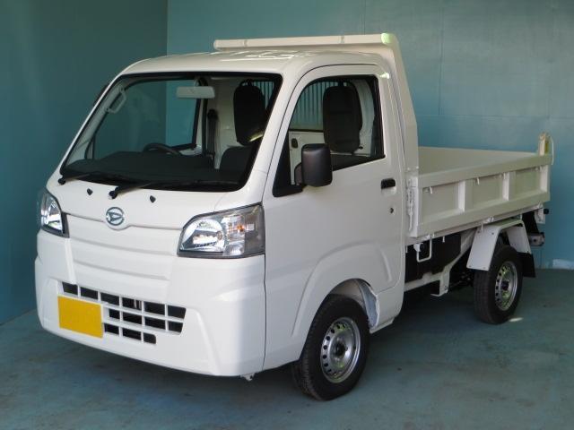 ダイハツ 多目的 PTO付 ダンプ 4WD