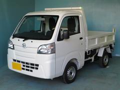 ハイゼットトラック多目的 PTO付 ダンプ 4WD