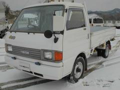 ボンゴトラック1t 平ボディ 4WD