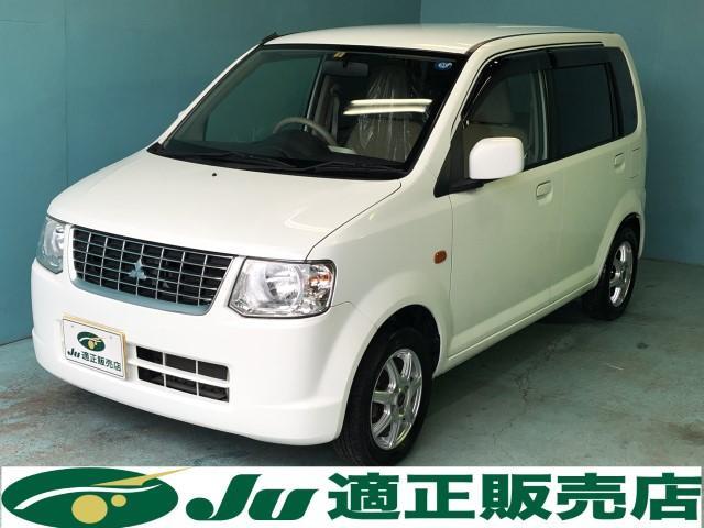 三菱 eKワゴン G 4WD 社外アルミホイール シートヒーター