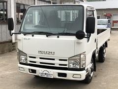 エルフトラック平ボディ シングルタイヤ 4WD 積載量 1100kg