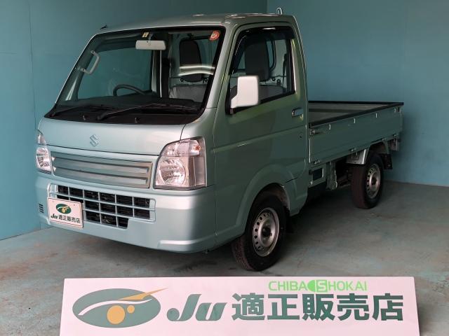 スズキ KCスペシャル 特別仕様車 4WD エアコン パワステ