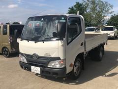 ダイナトラック平ボディ 4WD 積載量2000kg ETC