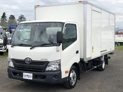 ダイナトラックサイド ドア付き アルミバン IC ターボ 積載2000kg