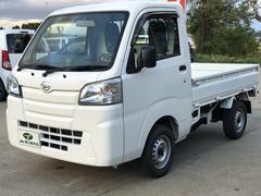 ハイゼットトラックスタンダード エアコン パワステ 4WD