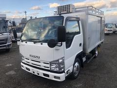 エルフトラック冷蔵 冷凍 4WD