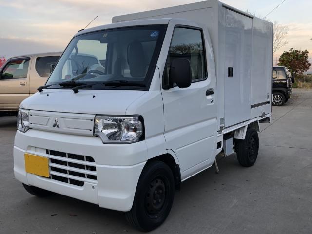 三菱 冷凍・冷蔵車 4WD -5℃ +20℃ 左右ドア有 AT