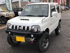 ジムニークロスアドベンチャー 4WD  リフトアップ ナビ 地デジ