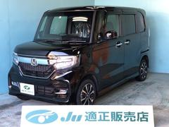 N BOXカスタムG・EX ホンダセンシング LED ETC シートヒーター