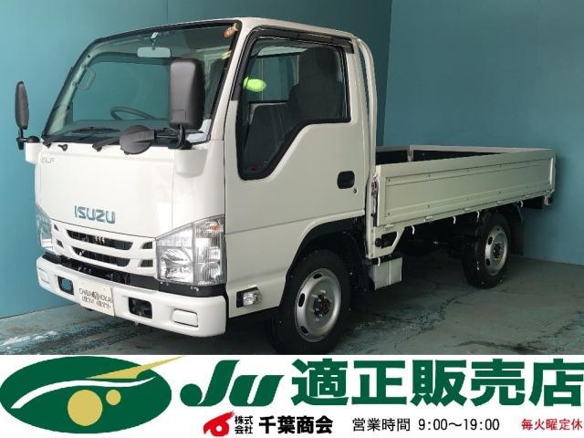 いすゞ 平ボディ 4WD シングルタイヤ 積載量1500kg