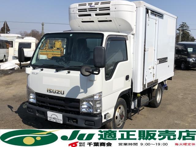 いすゞ 冷蔵冷凍車 4WD