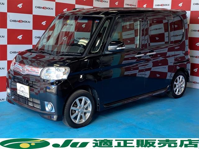 ダイハツ タント G 4WD ETC 電動ドア エンスタ ワンセグTV