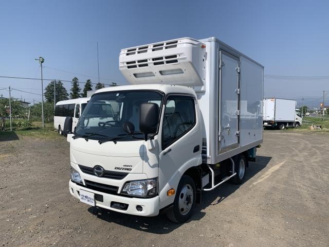 日野 デュトロ 冷蔵冷凍 スタンバイ付 低温冷凍車 4WD