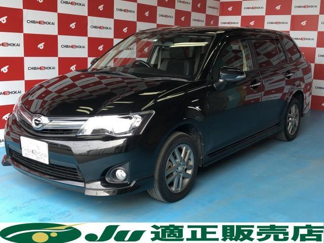 トヨタ 1.5G エアロツアラー・ダブルバイビー TV ナビ 4WD