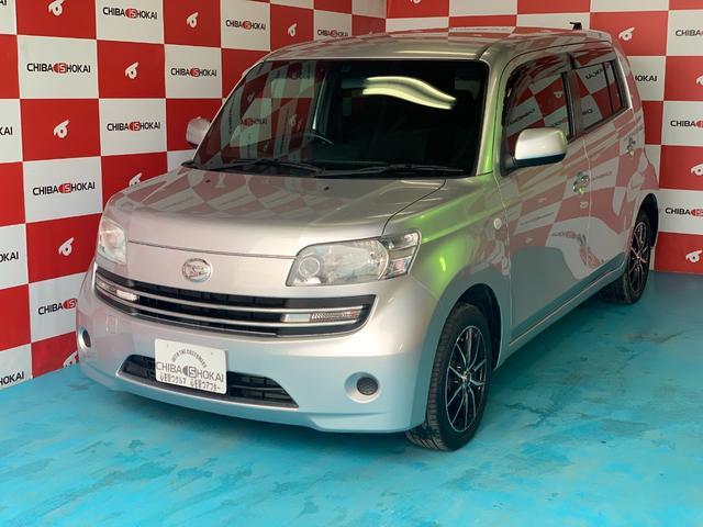 ダイハツ クー CL 4WD 社外15インチアルミホイール 純正オーディオ