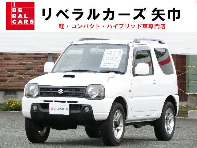 スズキ XCターボ 4WD ワンオーナー
