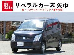 ワゴンRFX 4WD 5速マニュアル 純正CD ミラーヒーター
