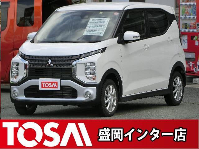 三菱 eKクロス T 4WD ターボ アラウンドビュー メモリーナビ