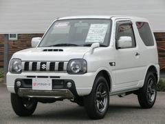 ジムニーランドベンチャー 4WD ターボ 社外ナビ 登録済未使用車