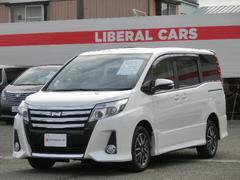 ノアSi 4WD 純正SDナビ サンルーフ