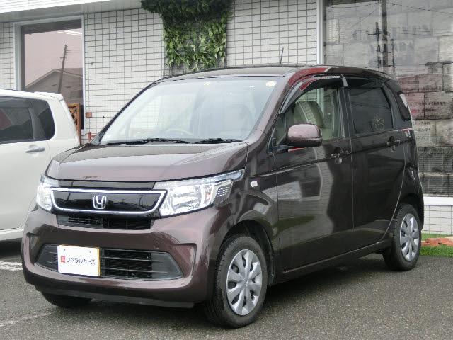 ホンダ G 4WD ワンセグTV/CD付オーディオ バックカメラ