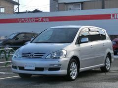 イプサム240u 純正DVDナビ サイドブラインド ワンオーナー車