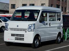 エブリイPA 4WD ハイルーフ 純正マット・バイザー付 UVガラス