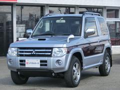 パジェロミニエクシード 4WD ワンオーナー 純正アルミ ワンオーナー車